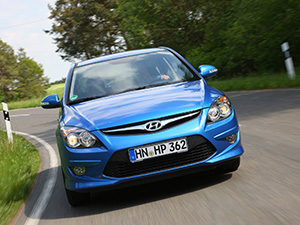 Hyundai i30 5 дв. хэтчбек i30