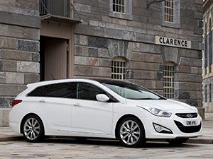 Hyundai i40 5 дв. универсал i40