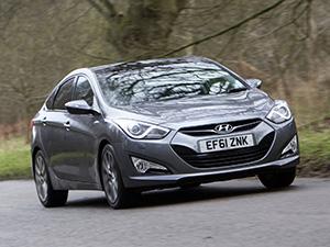 Hyundai i40 4 дв. седан i40
