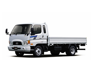 Hyundai Mighty 2 дв. бортовой II