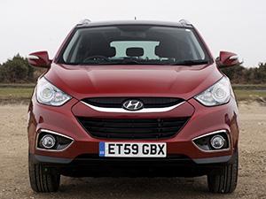 Hyundai ix35 5 дв. внедорожник ix35