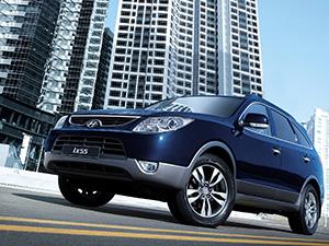 Hyundai ix55 5 дв. внедорожник ix55