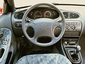 Hyundai Lantra 4 дв. седан Lantra