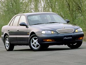Hyundai Marcia 4 дв. седан Marcia