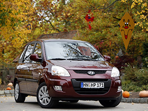 Hyundai Matrix 5 дв. минивэн Matrix