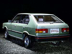 Hyundai Pony 5 дв. хэтчбек Pony