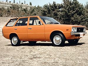 Hyundai Pony 5 дв. универсал Pony Combi