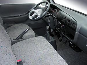 Hyundai Porter 2 дв. шасси Porter