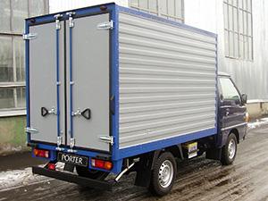 Hyundai Porter 2 дв. фургон Porter
