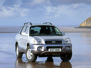 Hyundai Santa Fe 5 дв. внедорожник Santa Fe