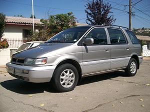 Hyundai Santamo 5 дв. минивэн Santamo