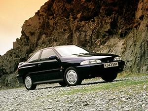 Hyundai Scoupe 2 дв. купе  Scoupe