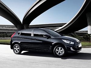 Hyundai Solaris 5 дв. хэтчбек Solaris