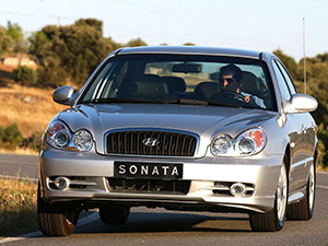 Hyundai Sonata 4 дв. седан Sonata