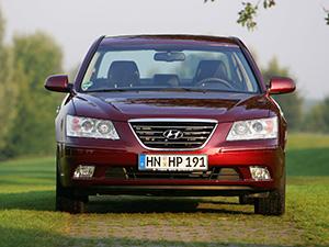 Hyundai Sonata 4 дв. седан Sonata NF