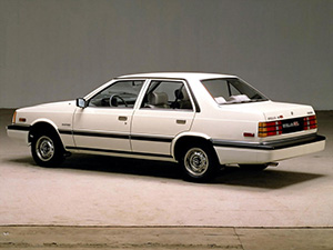 Hyundai Stellar 4 дв. седан Stellar