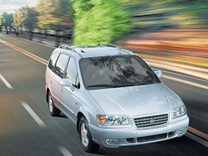 Hyundai Trajet 5 дв. минивэн Trajet