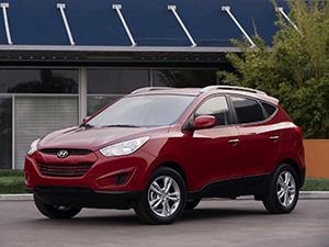 Hyundai Tucson 5 дв. внедорожник Tucson