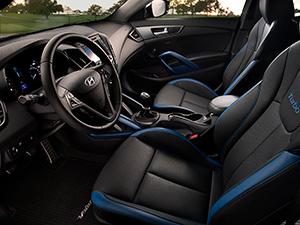 Hyundai Veloster 4 дв. хэтчбек Veloster
