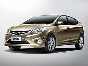 Hyundai Verna 3 дв. хэтчбек Verna