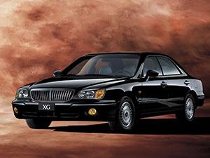 Hyundai XG 4 дв. седан XG