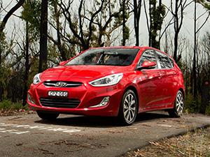 Технические характеристики Hyundai Accent