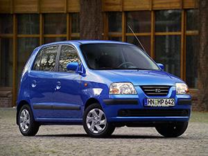 Технические характеристики Hyundai Atos