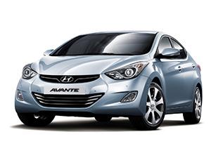Технические характеристики Hyundai Avante 1.8 MT 2010-2014 г.