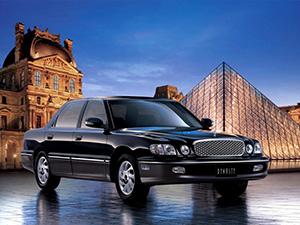 Технические характеристики Hyundai Dynasty