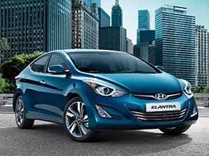 Технические характеристики Hyundai Elantra