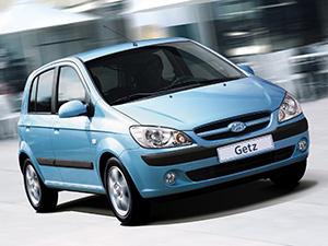 Технические характеристики Hyundai Getz