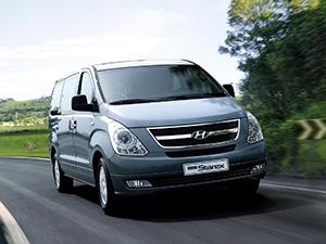 Технические характеристики Hyundai Grand Starex (H-1)
