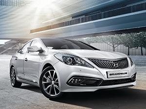 Технические характеристики Hyundai Grandeur