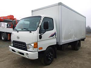 Технические характеристики Hyundai HD