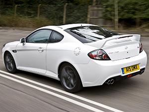 Технические характеристики Hyundai Coupe
