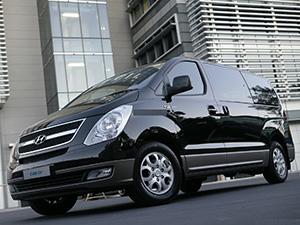 Технические характеристики Hyundai H1