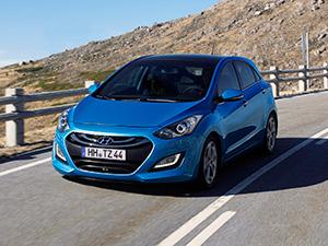 Технические характеристики Hyundai i30