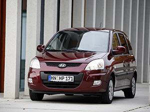 Технические характеристики Hyundai Matrix