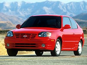 Технические характеристики Hyundai Accent 1.3i 2003-2006 г.