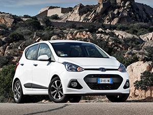 Технические характеристики Hyundai i10