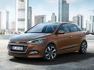 Технические характеристики Hyundai i20
