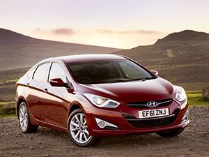 Технические характеристики Hyundai i40