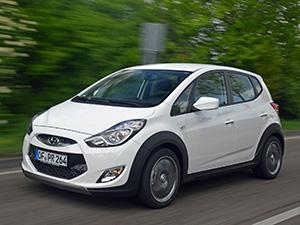 Технические характеристики Hyundai ix20