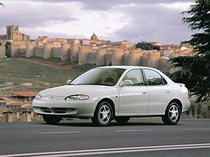 Технические характеристики Hyundai Lantra 1.5i 1995-1998 г.