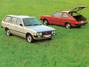 Технические характеристики Hyundai Pony 1.5 1987-1989 г.