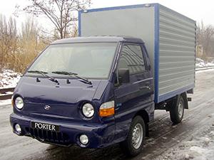 Технические характеристики Hyundai Porter