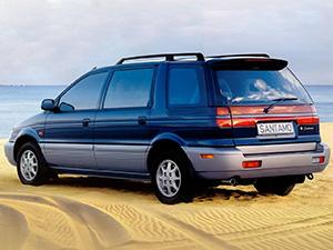 Технические характеристики Hyundai Santamo