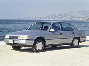 Технические характеристики Hyundai Sonata 2.0i 16V 1989-1993 г.