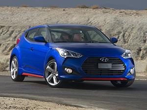 Технические характеристики Hyundai Veloster