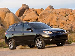 Технические характеристики Hyundai Veracruz